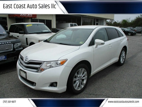 2014 Toyota Venza for sale in Virginia Beach, VA