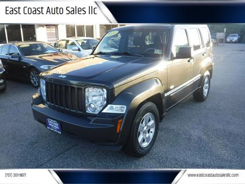 2011 Jeep Liberty for sale in Virginia Beach, VA