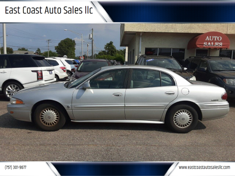 2000 Buick LeSabre for sale at East Coast Auto Sales llc in Virginia Beach VA