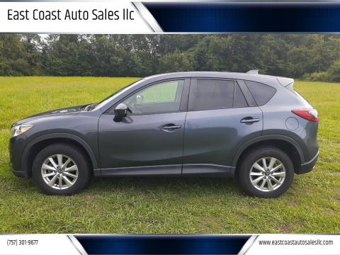 2015 Mazda CX-5 for sale at East Coast Auto Sales llc in Virginia Beach VA