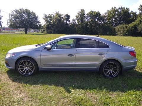2011 Volkswagen CC for sale at East Coast Auto Sales llc in Virginia Beach VA