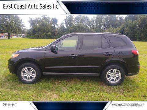 2011 Hyundai Santa Fe for sale at East Coast Auto Sales llc in Virginia Beach VA