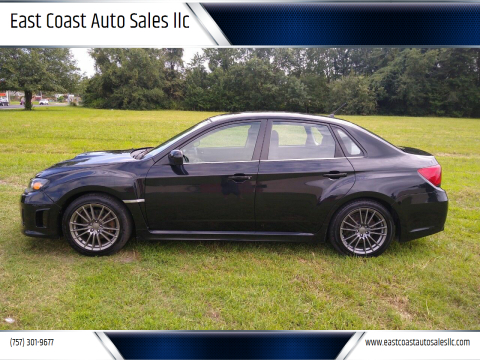 2011 Subaru Impreza for sale at East Coast Auto Sales llc in Virginia Beach VA