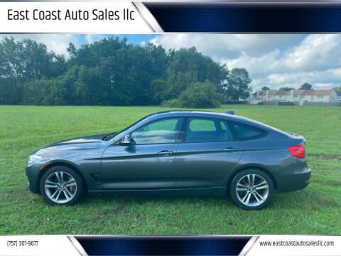 2015 BMW 3 Series for sale at East Coast Auto Sales llc in Virginia Beach VA