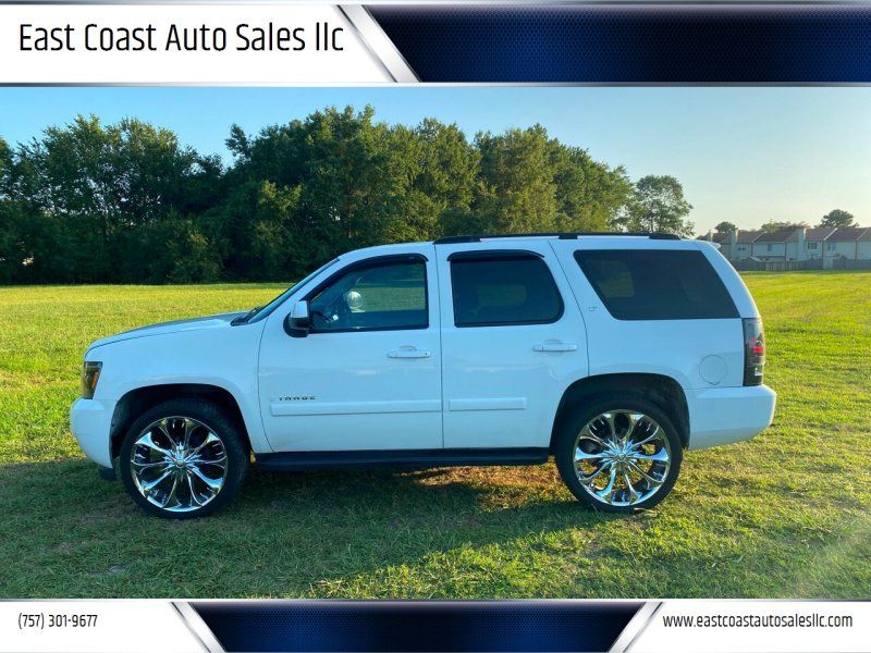2007 Chevrolet Tahoe for sale at East Coast Auto Sales llc in Virginia Beach VA