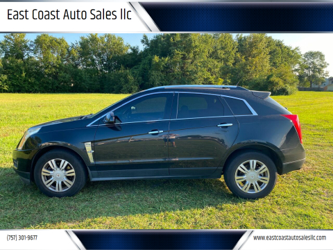2011 Cadillac SRX for sale at East Coast Auto Sales llc in Virginia Beach VA