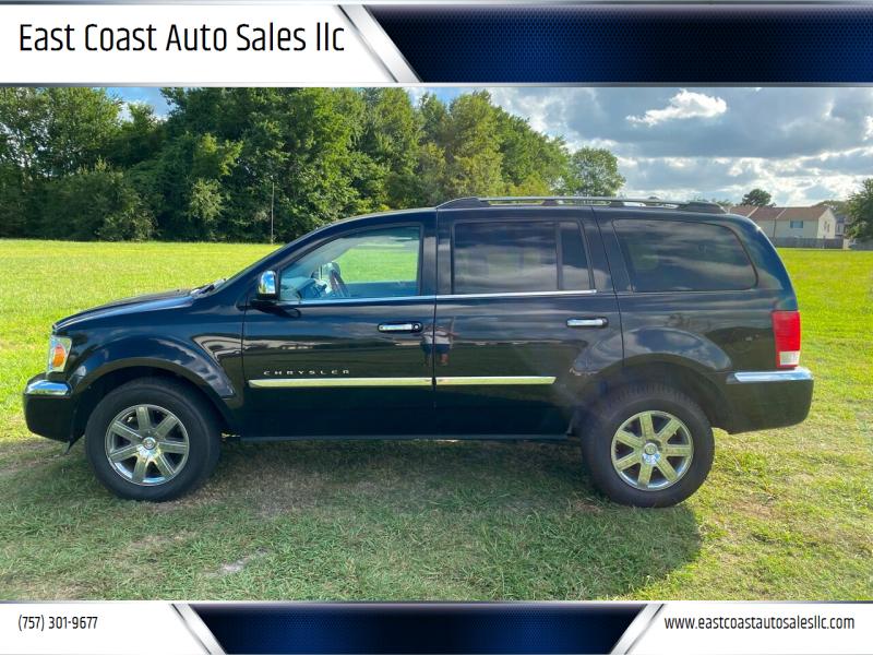 2008 Chrysler Aspen for sale at East Coast Auto Sales llc in Virginia Beach VA