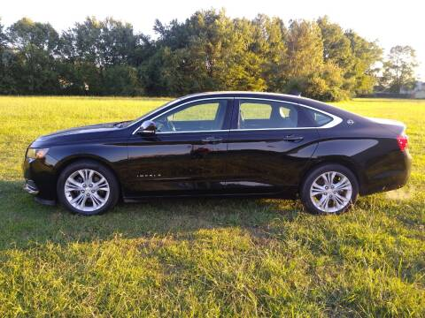 2015 Chevrolet Impala for sale at East Coast Auto Sales llc in Virginia Beach VA