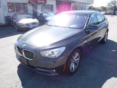 2010 BMW 5 Series