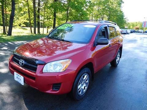 2011 Toyota RAV4 for sale in Loudon, NH
