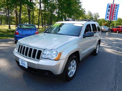 2010 Jeep Grand Cherokee for sale in Loudon, NH