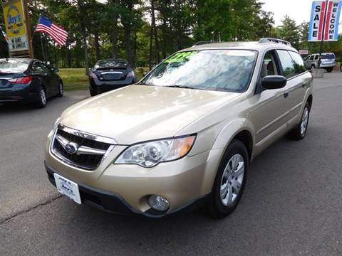 2008 Subaru Outback for sale in Loudon, NH