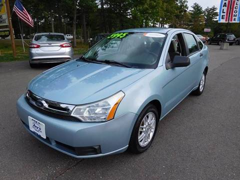2009 Ford Focus for sale in Loudon, NH