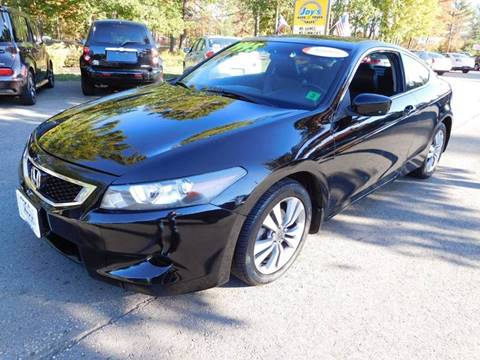 2009 Honda Accord for sale in Loudon, NH