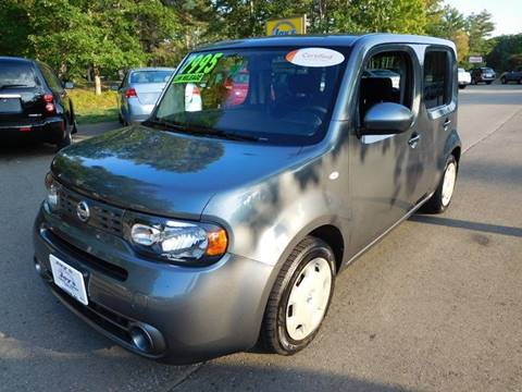 2012 Nissan cube for sale in Loudon, NH