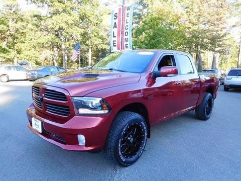 2014 RAM Ram Pickup 1500 for sale in Loudon, NH