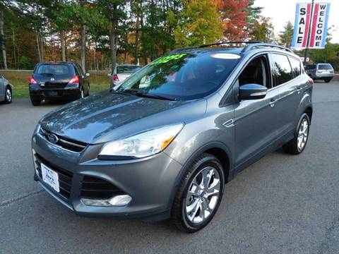 2013 Ford Escape for sale in Loudon, NH