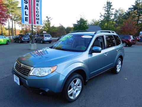 2010 Subaru Forester for sale in Loudon, NH
