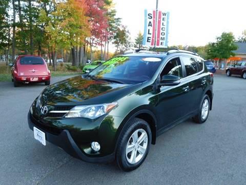 2013 Toyota RAV4 for sale in Loudon, NH