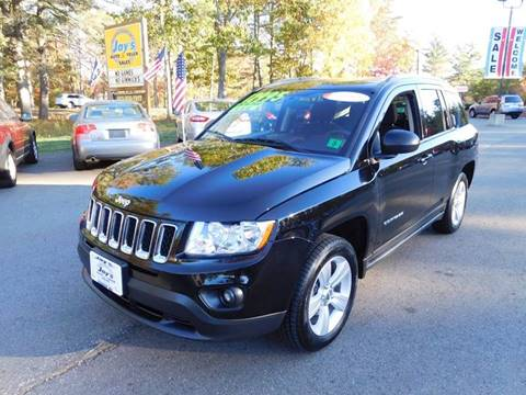 2013 Jeep Compass for sale in Loudon, NH