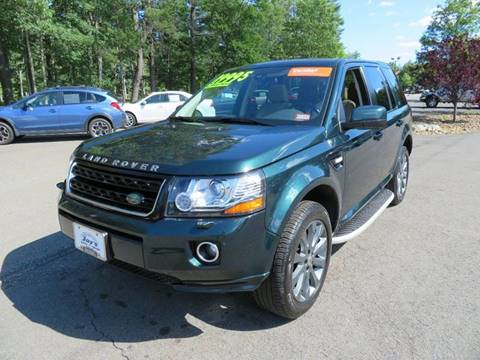 2014 Land Rover LR2 for sale in Loudon, NH
