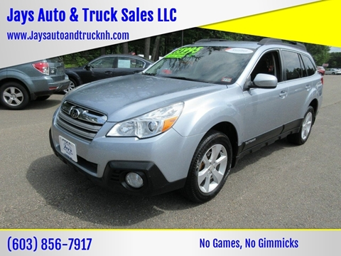2014 Subaru Outback for sale in Loudon, NH