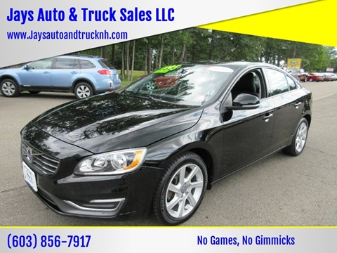 2015 Volvo S60 for sale in Loudon, NH