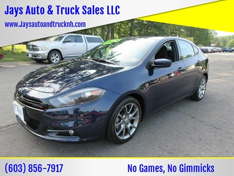 2015 Dodge Dart for sale in Loudon, NH