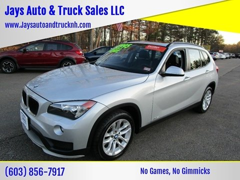 2015 BMW X1 for sale in Loudon, NH