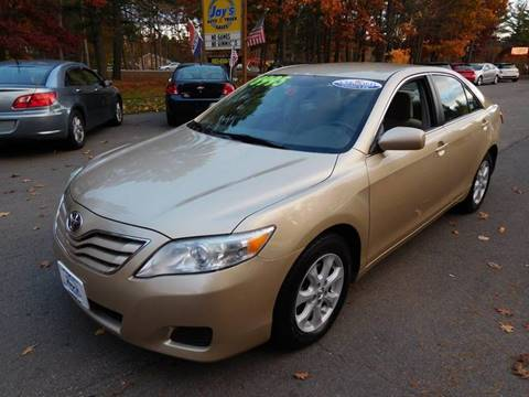2010 Toyota Camry for sale in Loudon, NH