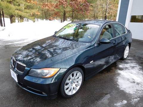 2006 BMW 3 Series for sale in Loudon, NH