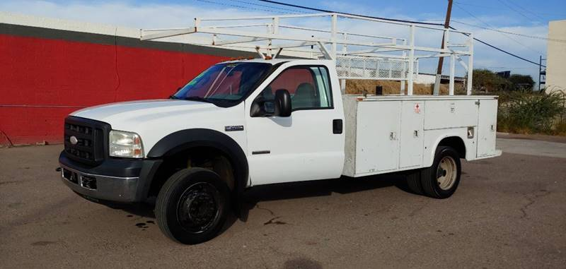 2006 ford f450 mpg