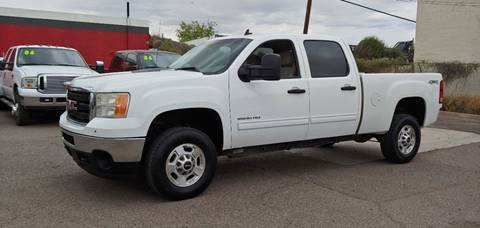 2011 GMC Sierra 2500HD for sale in Phoenix, AZ