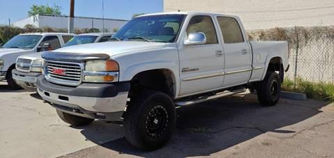 2002 GMC Sierra 2500HD for sale in Phoenix, AZ