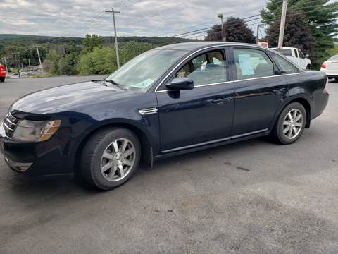 2008 Ford Taurus For Sale In Nottingham Nh Carsforsale
