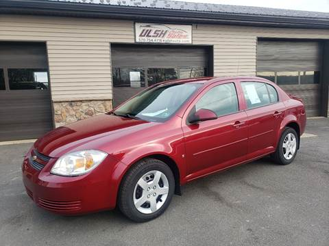 2008 Chevrolet Cobalt for sale at Ulsh Auto Sales Inc. in Summit Station PA
