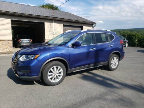 2017 Nissan Rogue for sale at Ulsh Auto Sales Inc. in Summit Station PA