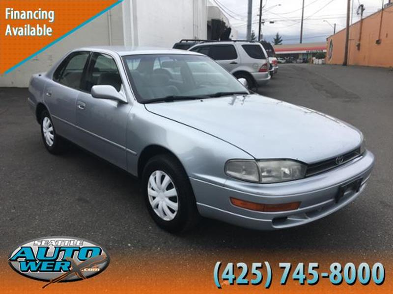 1994 Toyota Camry for sale at Seattle Auto Werx in Lynnwood WA