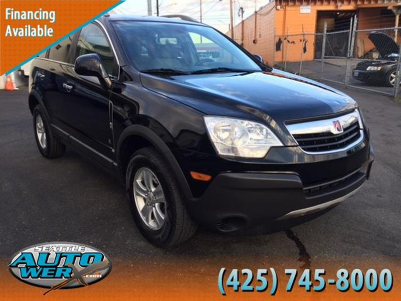 2008 Saturn Vue for sale at Seattle Auto Werx in Lynnwood WA