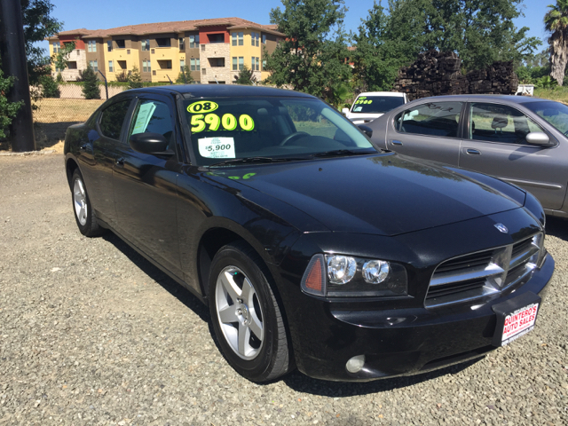 2008 dodge charger sxt 4dr sedan in vacaville ca. Black Bedroom Furniture Sets. Home Design Ideas