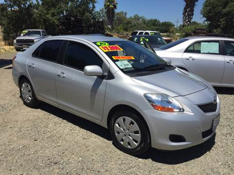 2010 Toyota Yaris for sale in Vacaville, CA
