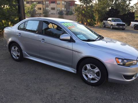2013 Mitsubishi Lancer for sale in Vacaville, CA