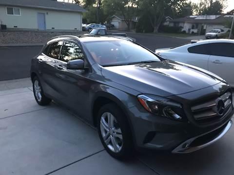 2017 Mercedes-Benz GLA for sale at Quintero's Auto Sales in Vacaville CA