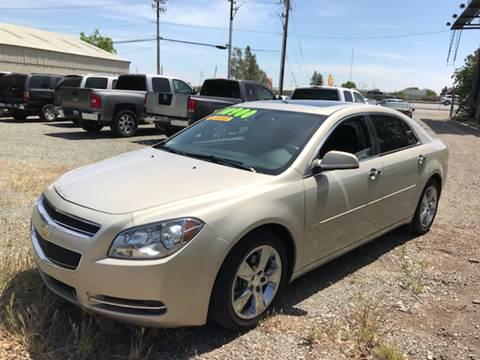 2012 Chevrolet Malibu for sale at Quintero's Auto Sales in Vacaville CA