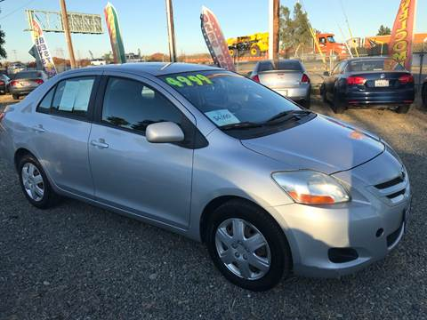 2008 Toyota Yaris for sale at Quintero's Auto Sales in Vacaville CA