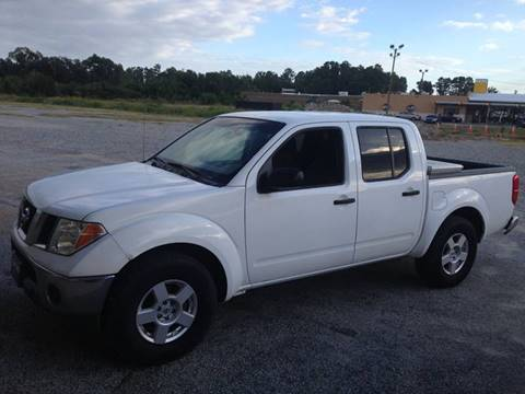 2007 Nissan Frontier for sale in Florence, SC