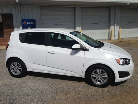 2012 Chevrolet Sonic for sale in Florence, SC