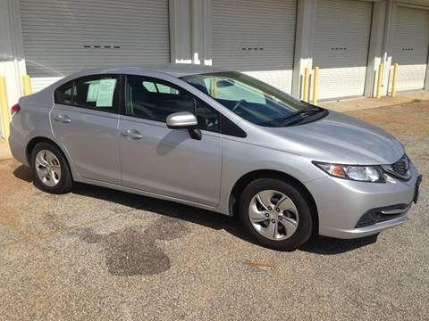 2014 Honda Civic for sale in Florence, SC