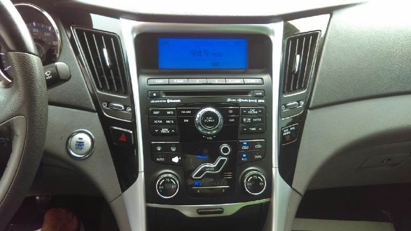 2011 Hyundai Sonata Limited 4dr Sedan - Rochelle IL