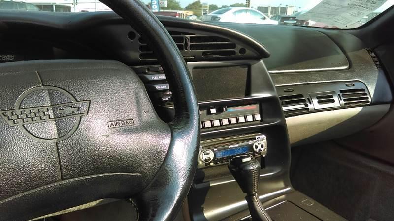 1995 Chevrolet Corvette 2dr Convertible - Rochelle IL